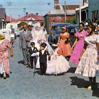 Wedding in District Six 1960