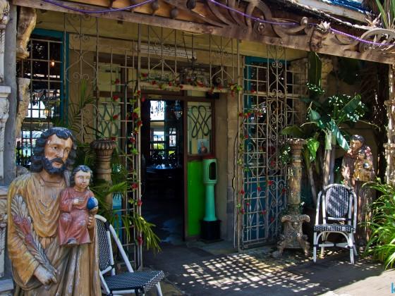 Cape to Cuba Restaurant in Kalk Bay