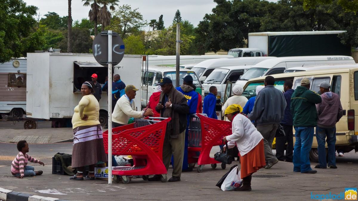 Durbanville Taxi Rank