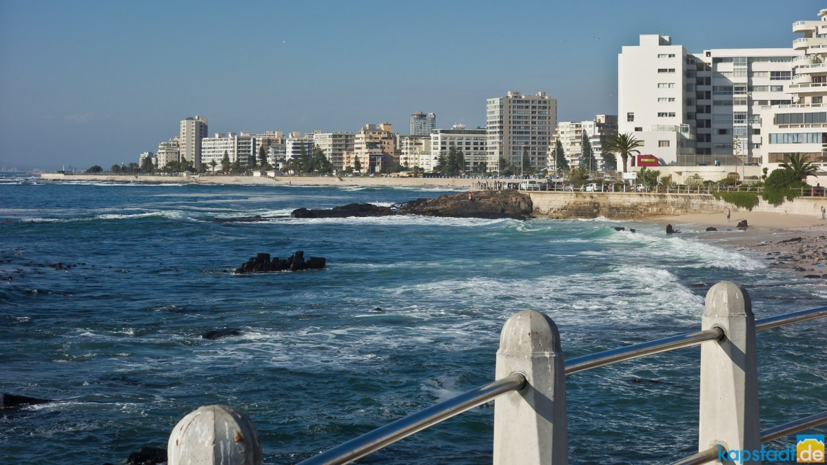 Impressions from Sea Point