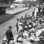 Wynberg station 1900
