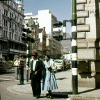 Crossing Shortmarket street, c1960