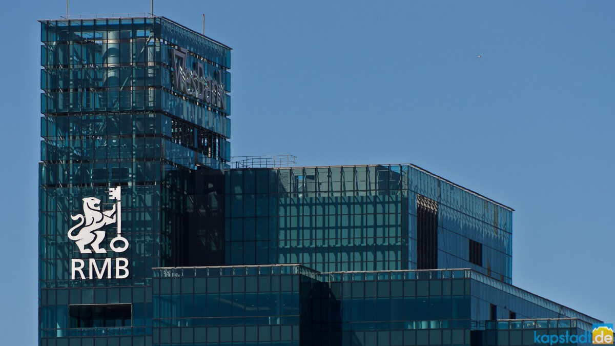 RMB Bank building in the Business District
