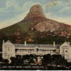 Postkarte Queens Hotel Sea Point