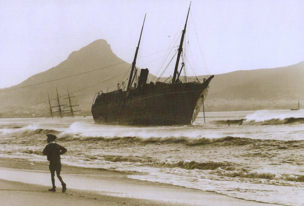 Cape of Storms 1905