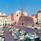 Greenmarket Square 1955