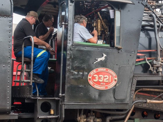 Ceres Rail Company (cRc): Cape Town to Elgin (Railway Market)