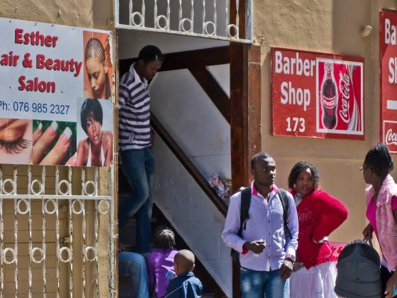 Barber Shop in Loop Street