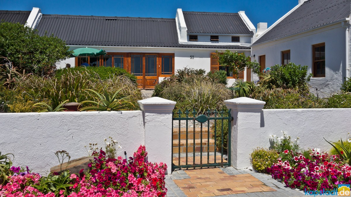 Private House at Big Bay at Bloubergstrand