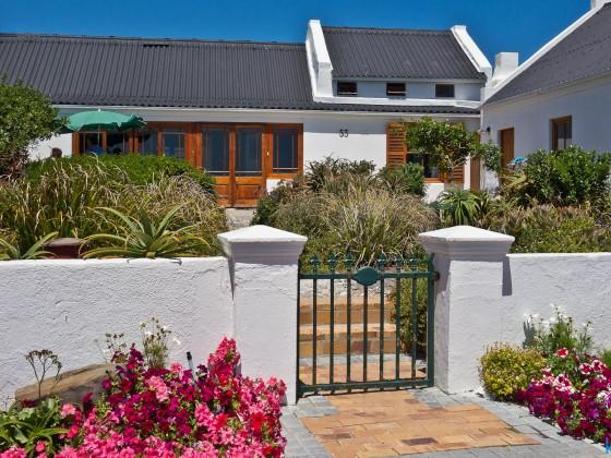 Private House at Big Bay at Bloubergstrand