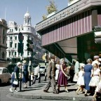 Hout street corner, 1960