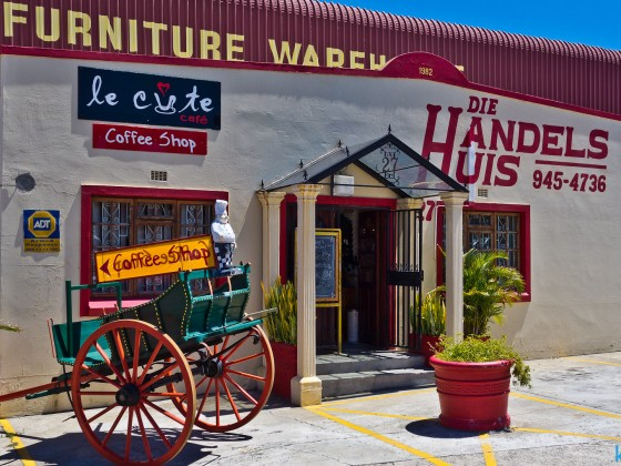 Second hand furniture shop in Durbanville