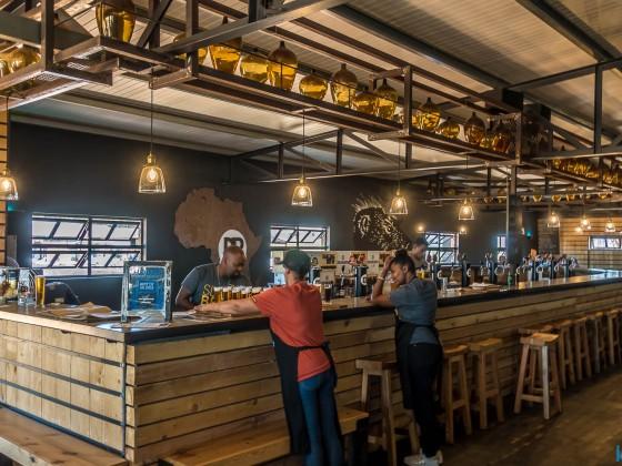 Darling Brewery and Tasteroom - Microbrewery brewing craftbeer in Darling