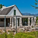 Restaurant in the Winelands