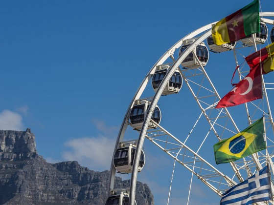 Big Wheel at the V&A Waterfront
