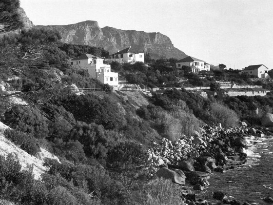 Victoria Rd. Camps Bay 1937