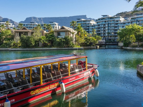 Boat trips starting at the One & Only Hotel at the V&A Waterfront