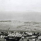 Green Point military base circa 1901
