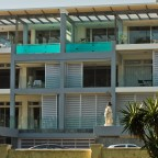 Luxurious apartment building in Camps Bay
