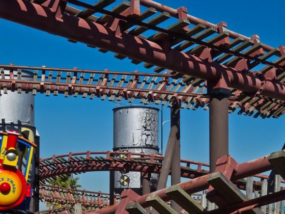 Ratanga Junction Theme Park in Milnerton