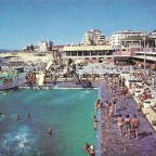 Sea Point Pool circa 1955