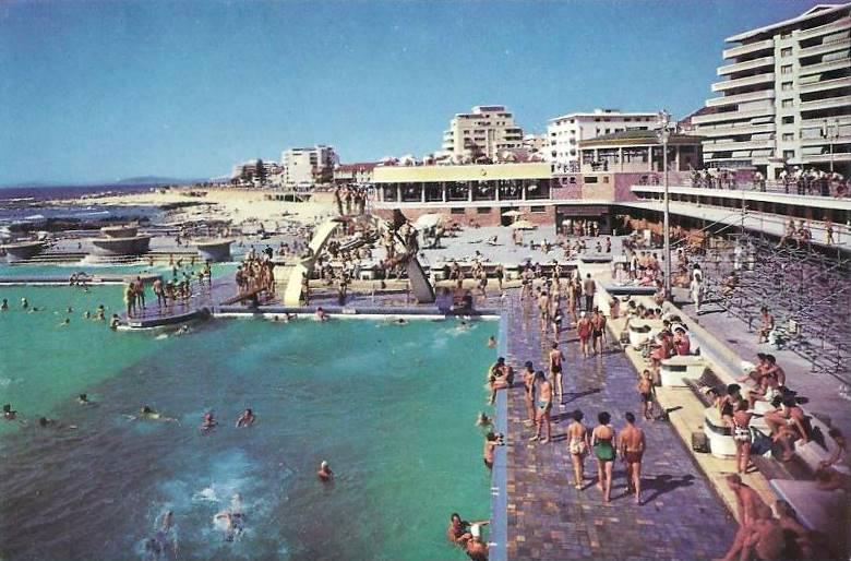 Sea Point Pool circa 1955