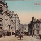 Postkarte Darling Street um 1905