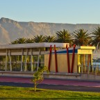 Woodbridge MyCiti busstop in Milnerton