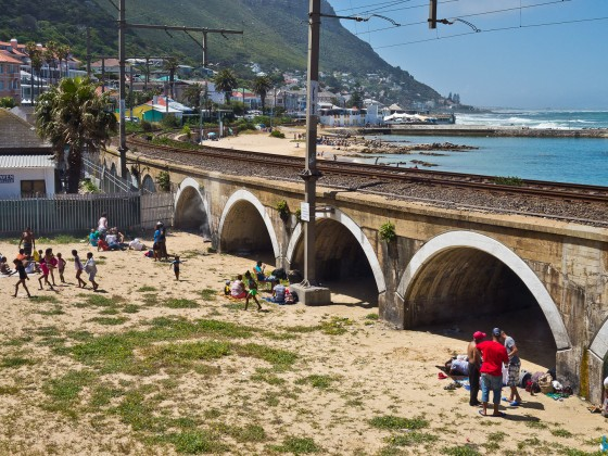 Impressions from Kalk Bay