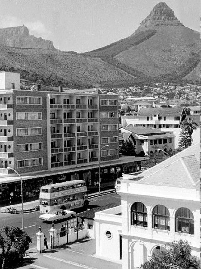 Sea Point mid Sixties