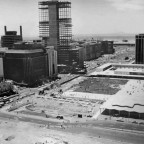 New station buildings 1968
