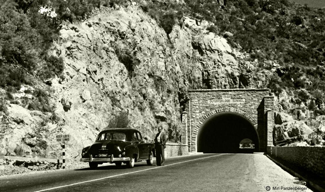 Du Toit'skloof Tunnel, March 1952