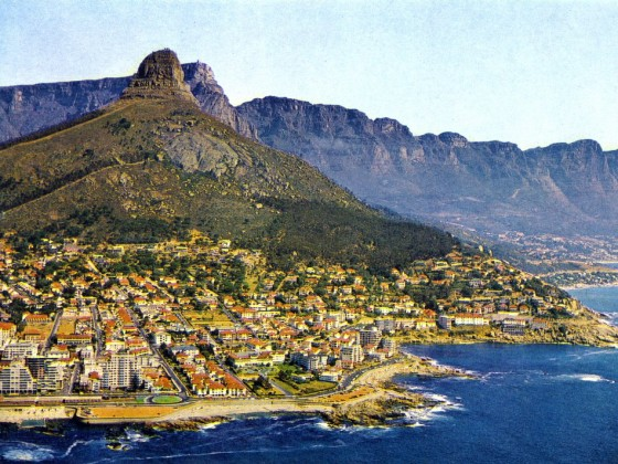 Sea Point and Bantry Bay 1963