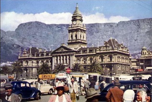Cape Town Parade circa 1950
