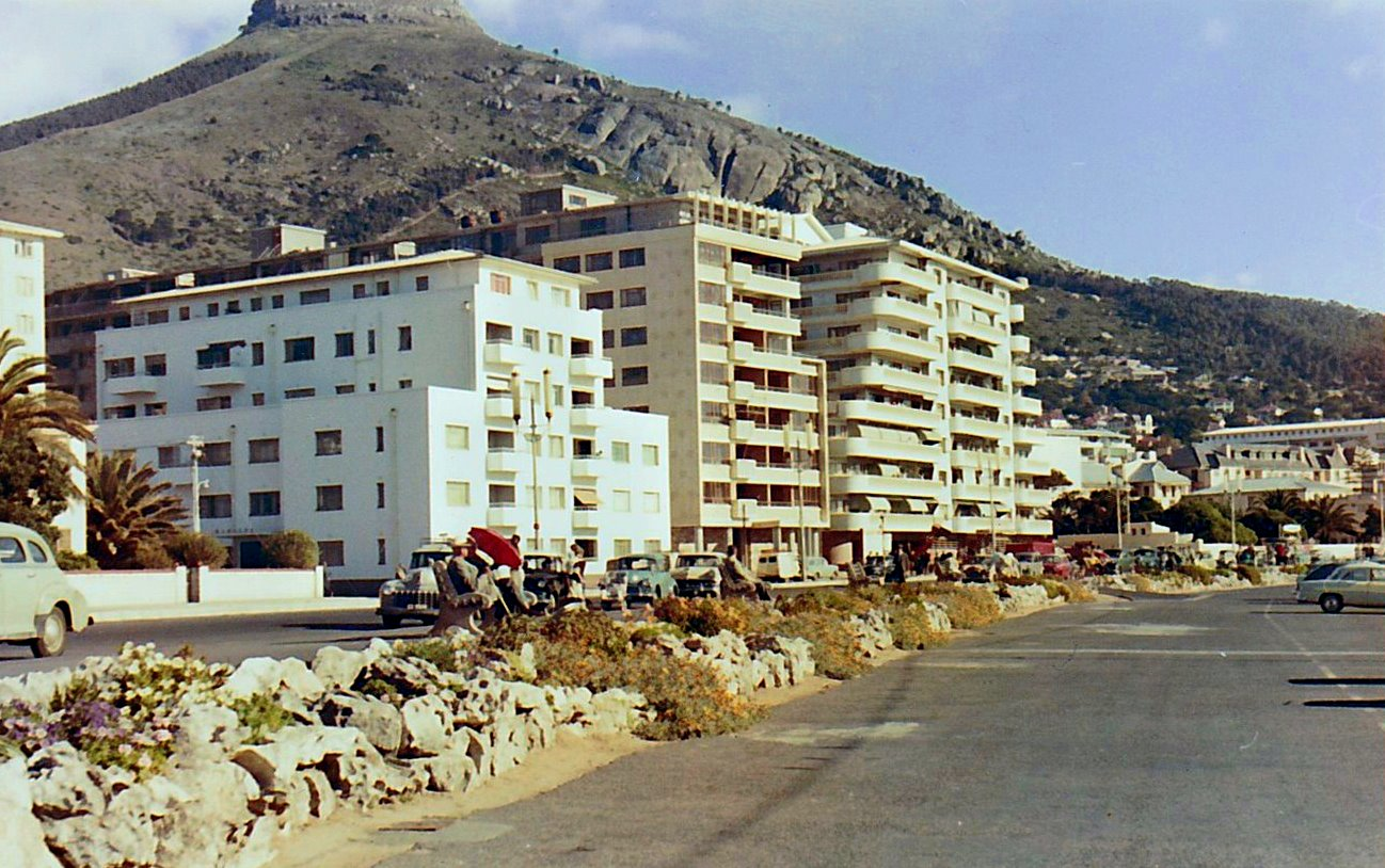 Beach Rd. Sea Point 1955