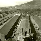 Goods yard Cape Town Station, c1938