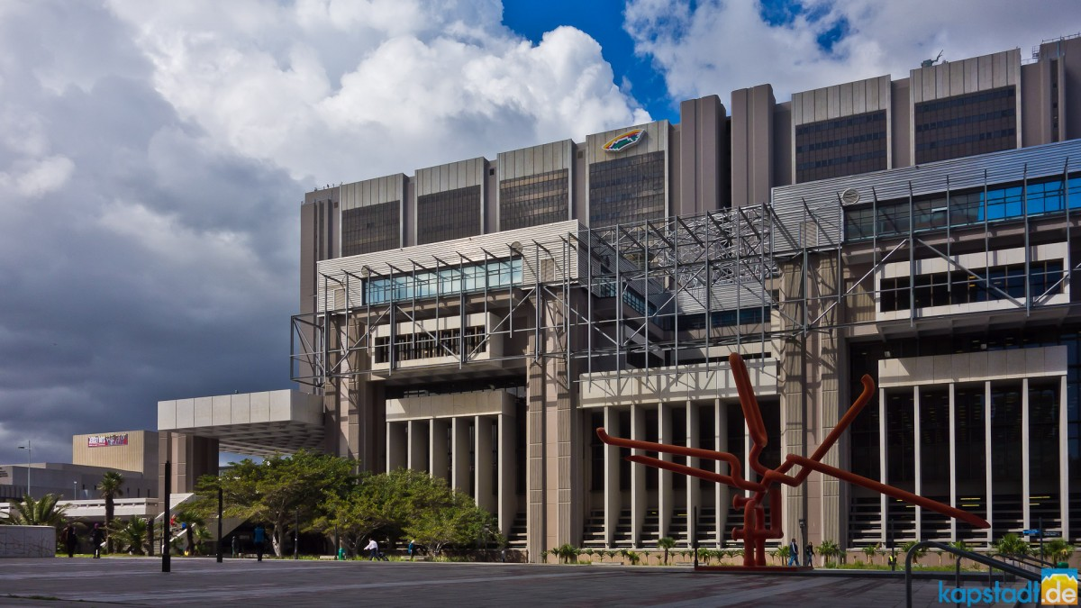 Civic Centre in Cape Town