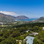 View from Dreamhouse Guesthouse in Hout Bay