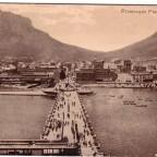 Postkarte Pier 1915