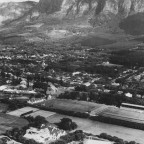 Newlands Rugby grounds late 1940's
