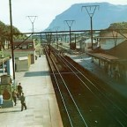 Retreat Station circa 1965