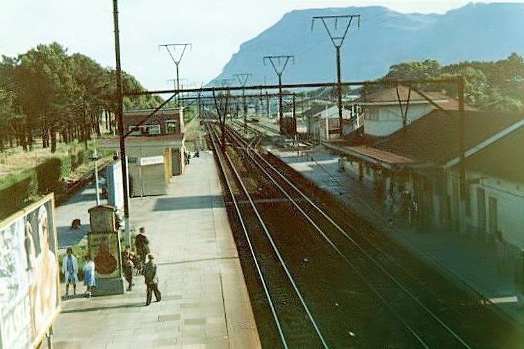 Retreat Station circa 1965