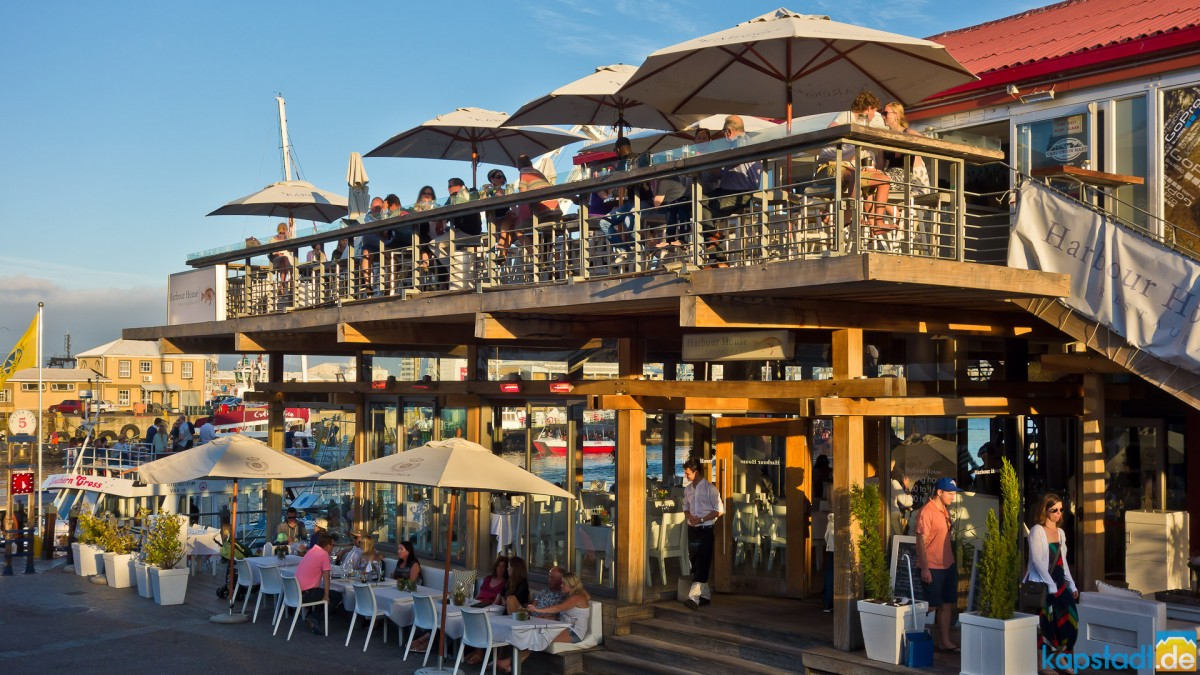 Harbour House Restaurant at the V&A Waterfront