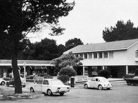 Medowridge Shopping Centre c1972