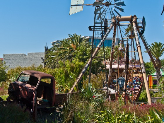 Ratanga Junction Theme Park in Century City / Milnerton