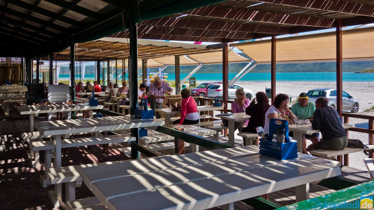 Restaurant in Langebaan