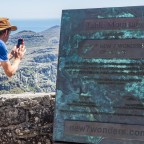 On top of Table Mountain: new 7 wonders of nature