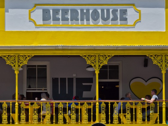 The Beerhouse in Long Street