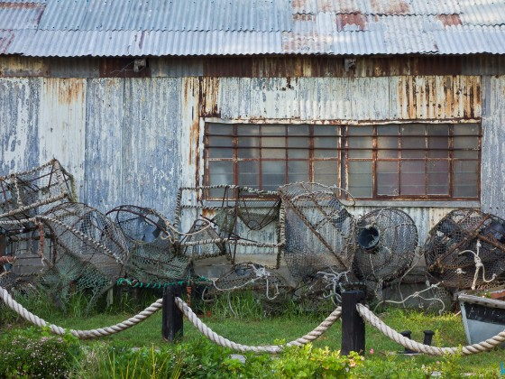 Old barn in Hout Bay