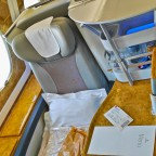 Business Class Emirates Airlines (A380)